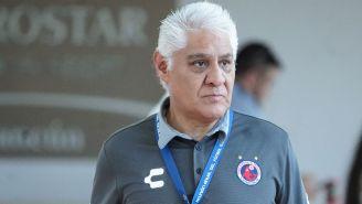 Mario Trejo, en la Reunión Anual del Futbol Mexicano
