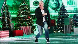 Shane McMahon hace su entrada en WWE