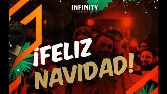 Infinity Esports mandó un mensaje navideño en redes