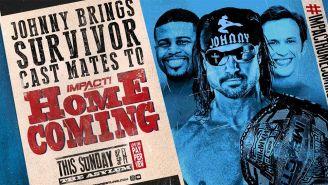 Cartel para Homecoming de Impact Wrestling