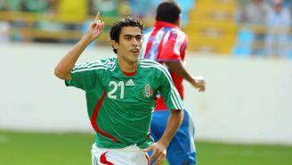 Nery Castillo vivió sus mejores momentos con el Tri en aquella Copa América 2007