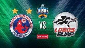 EN VIVO y EN DIRECTO: Veracruz vs Lobos BUAP