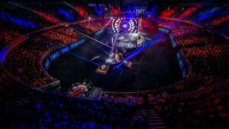La Arena Movistar de Santiago de Chile vibró con la Final Latinoamericana entre Infinity y KLG
