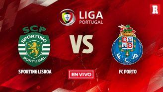 EN VIVO y EN DIRECTO: Sporting de Lisbosa vs Porto