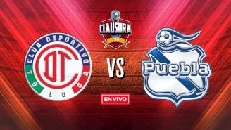 EN VIVO y EN DIRECTO: Toluca vs Puebla