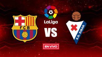 EN VIVO y EN DIRECTO: Barcelona vs Eibar