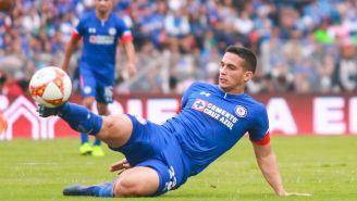Iván Marcone, en su paso por Cruz Azul
