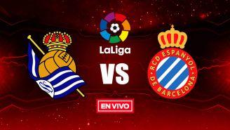 EN VIVO y EN DIRECTO: Real Sociedad vs Espanyol