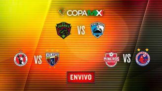 EN VIVO y EN DIRECTO: Copa MX Jornada 2 Martes