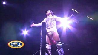Rush hace su presentación en la Arena México