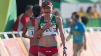 Lupita González en Río 2016