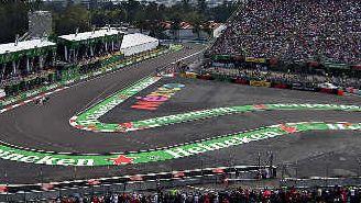 Gran cantidad de gente, presente en el Gran Premio de México