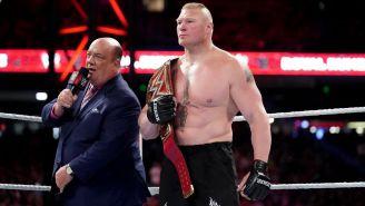 Brock Lesnar en Royal Rumble
