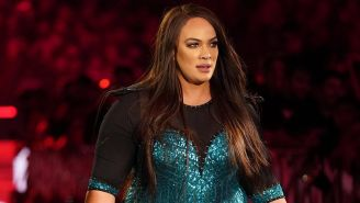 Nia Jax entra a la Royal Rumble