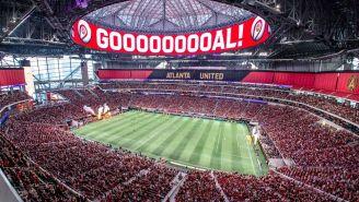 Mercedes-Benz Stadium alberga la Final de la MLS
