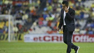 Ignacio Ambriz tras derrota del América frente al León