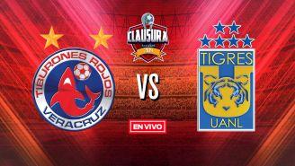 EN VIVO Y EN DIRECTO: Veracruz vs Tigres