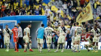 Jugadores del América se lamentan tras derrota contra León