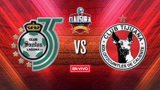 EN VIVO Y EN DIRECTO: Santos vs Tijuana