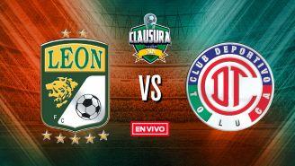 EN VIVO Y EN DIRECTO: León vs Toluca