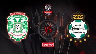 EN VIVO y EN DIRECTO: Alianza vs Santos