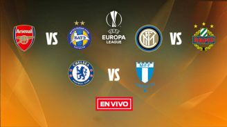 EN VIVO y EN DIRECTO: Europa League 16vos. de Final Vuelta