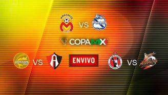 EN VIVO y EN DIRECTO: Octavos de Final Copa MX martes