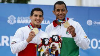 Pacheco y Ocampo obtienen medalla de oro en Centroamericanos