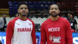 Daniel y Gabriel Girón, en un duelo entre Panamá y México