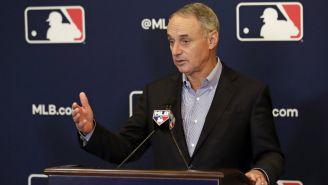 Robert Manfred, comisionado de la MLB