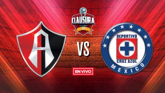 EN VIVO y EN DIRECTO: Atlas vs Cruz Azul