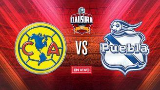 EN VIVO Y EN DIRECTO: América vs Puebla