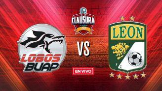 EN VIVO Y EN DIRECTO: Lobos BUAP vs León