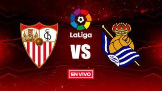 EN VIVO Y EN DIRECTO: Sevilla vs Real Sociedad Liga