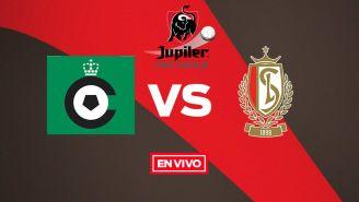 EN VIVO y EN DIRECTO: Cercle Brugge vs Standard Lieja