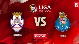 EN VIVO y EN DIRECTO: Feirense vs Porto