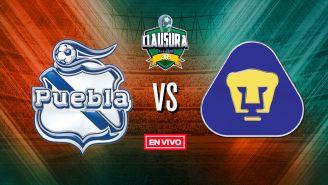 EN VIVO y EN DIRECTO: Puebla vs Pumas