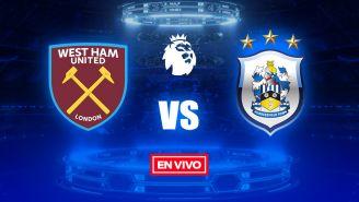 EN VIVO y EN DIRECTO: West Ham vs Huddersfield Town
