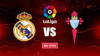 EN VIVO y EN DIRECTO: Real Madrid vs Celta de Vigo