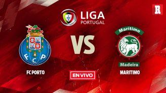 EN VIVO y EN DIRECTO: Porto vs Maritimo