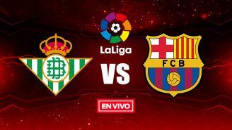 EN VIVO y EN DIRECTO: Betis vs Barcelona