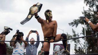 Dinastía festeja con el título en el Vive Latino