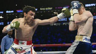 Julio César Chávez Jr. pelea con Canelo Álvarez