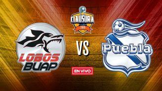 EN VIVO y EN DIRECTO: Lobos BUAP vs Puebla