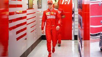 Mick Schumacher, previo a la sesión en Bahrein