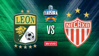 EN VIVO y EN DIRECTO: León vs Necaxa