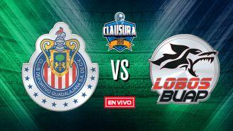 EN VIVO y EN DIRECTO: Chivas vs Lobos BUAP