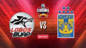 EN VIVO Y EN DIRECTO: Lobos BUAP vs Tigres