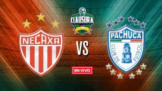EN VIVO Y EN DIRECTO: Necaxa vs Pachuca