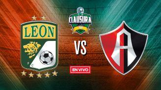 EN VIVO y EN DIRECTO: León vs Atlas